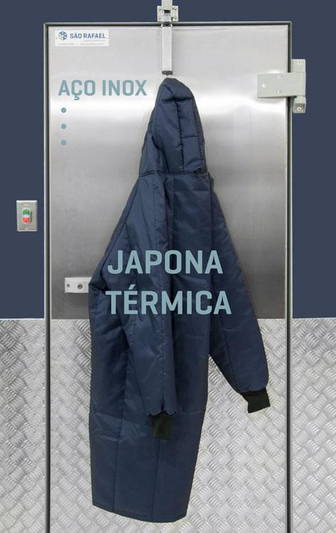 a29505326d Japona Térmica - São Rafael Câmaras Frigoríficas.